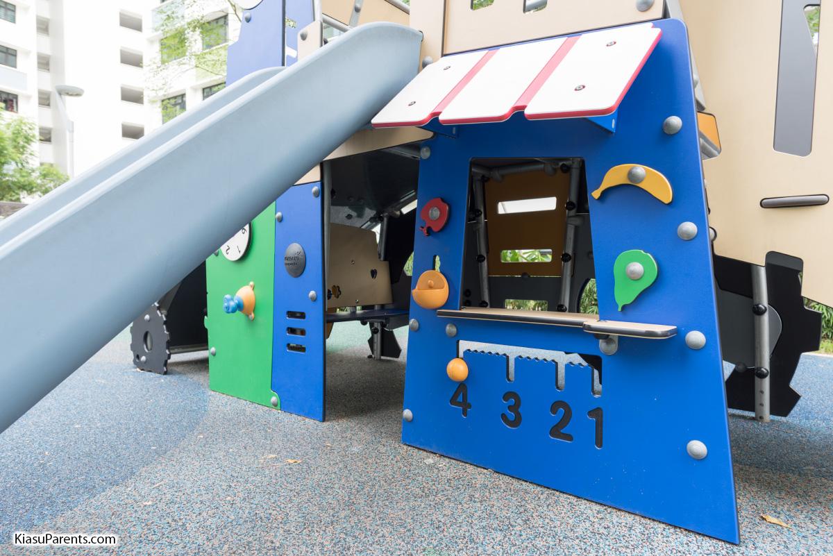 Blk 508B Yishun Ave 4 Playground 03