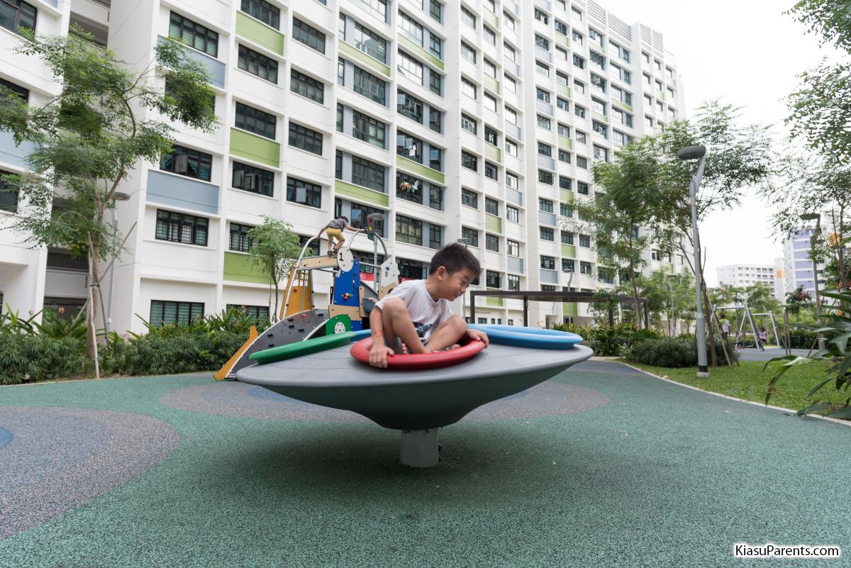 Blk 508B Yishun Ave 4 Playground 04
