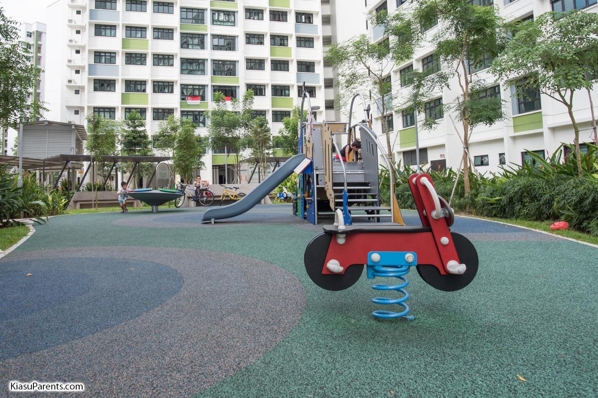 Blk 508B Yishun Ave 4 Playground 06