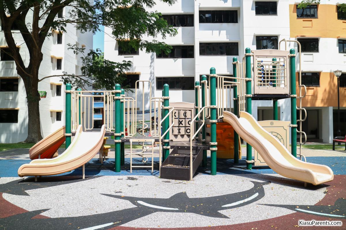 Blk 765 Bedok Reservoir View Playground 01
