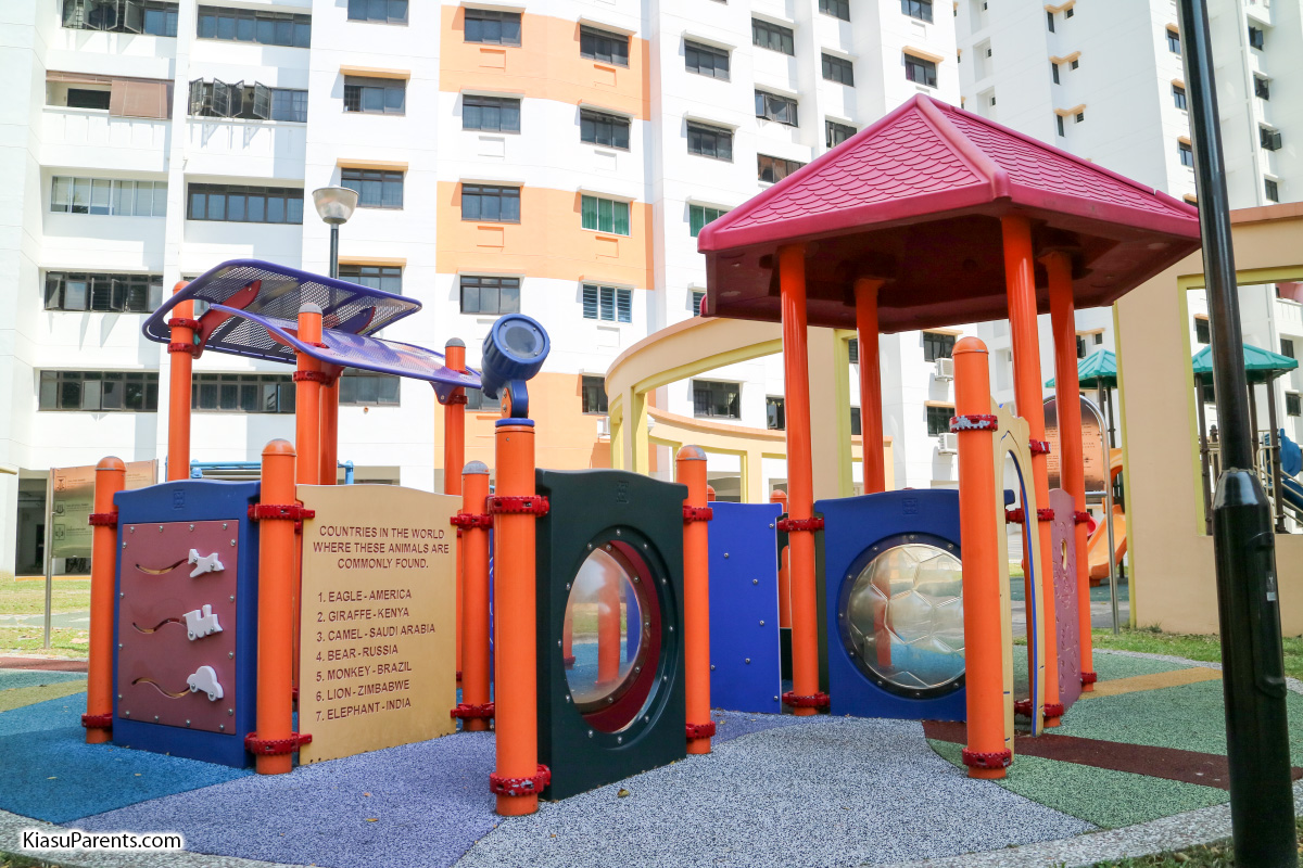 Blk 770 Bedok Reservoir View Playground 05