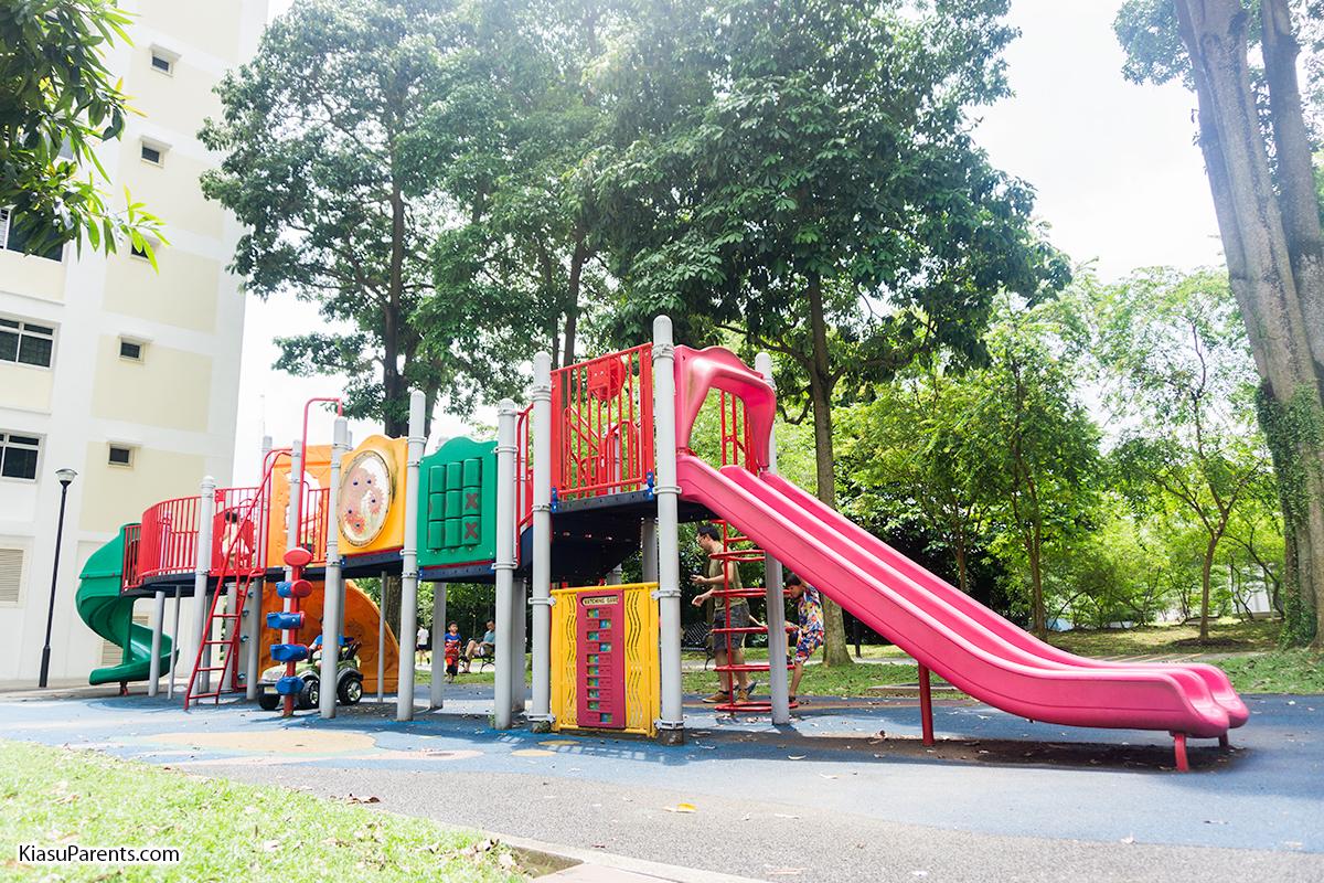 Blk 81 Strathmore Ave Playground 2
