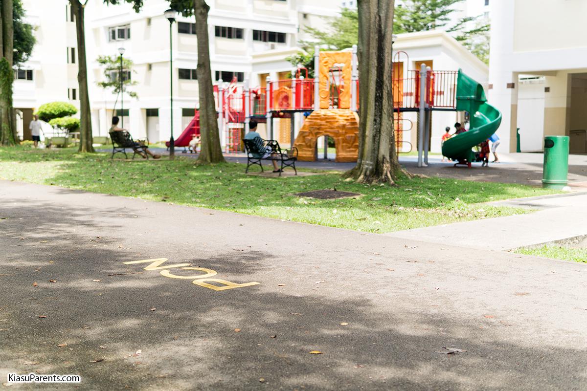 Blk 81 Strathmore Ave Playground 4