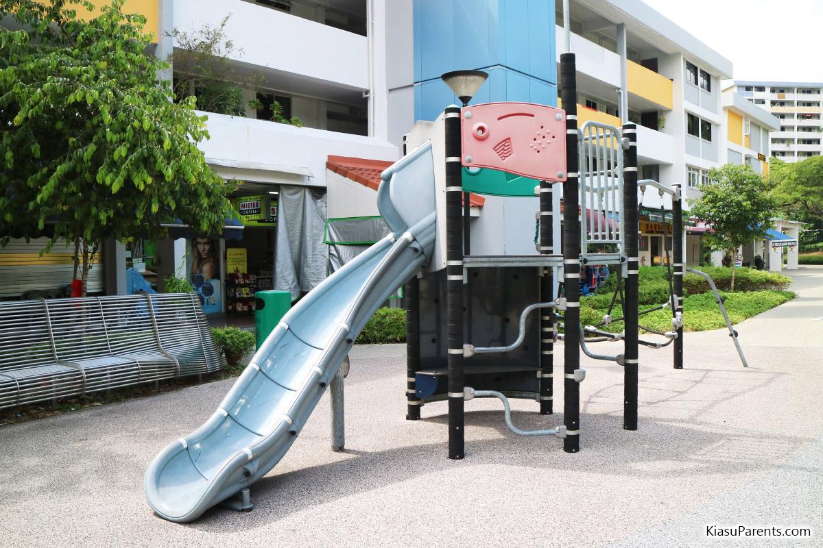 Blk 89 Bedok North Street 4 Playground 02