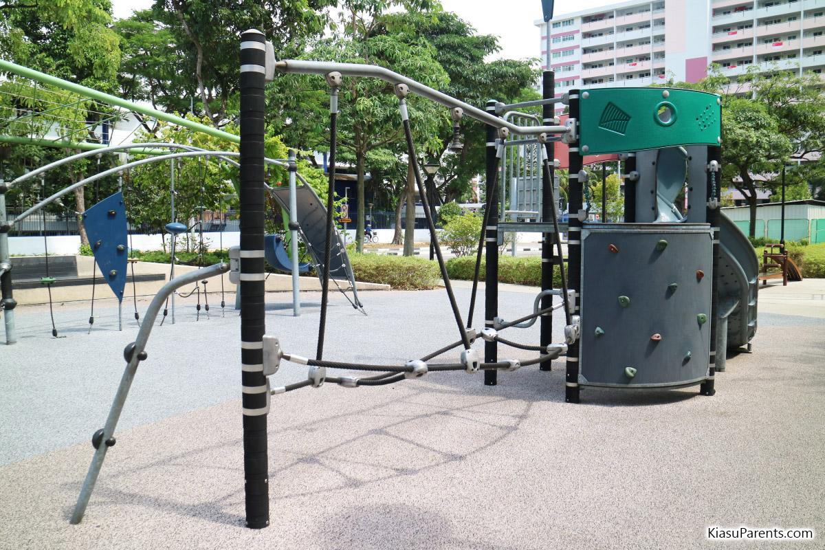 Blk 89 Bedok North Street 4 Playground 03