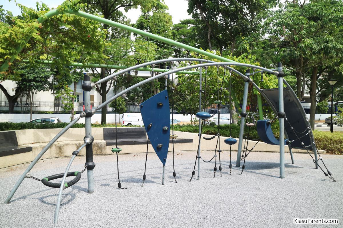 Blk 89 Bedok North Street 4 Playground