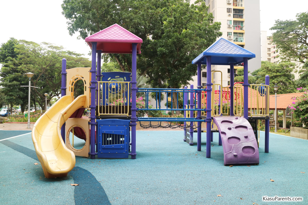 Blk 97 Bedok North Ave 4 Playground 01