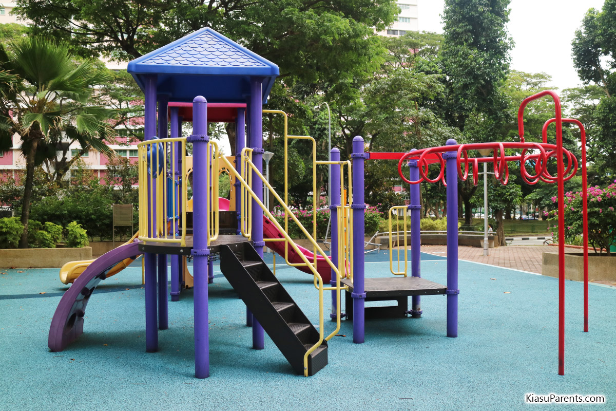 Blk 97 Bedok North Ave 4 Playground 02