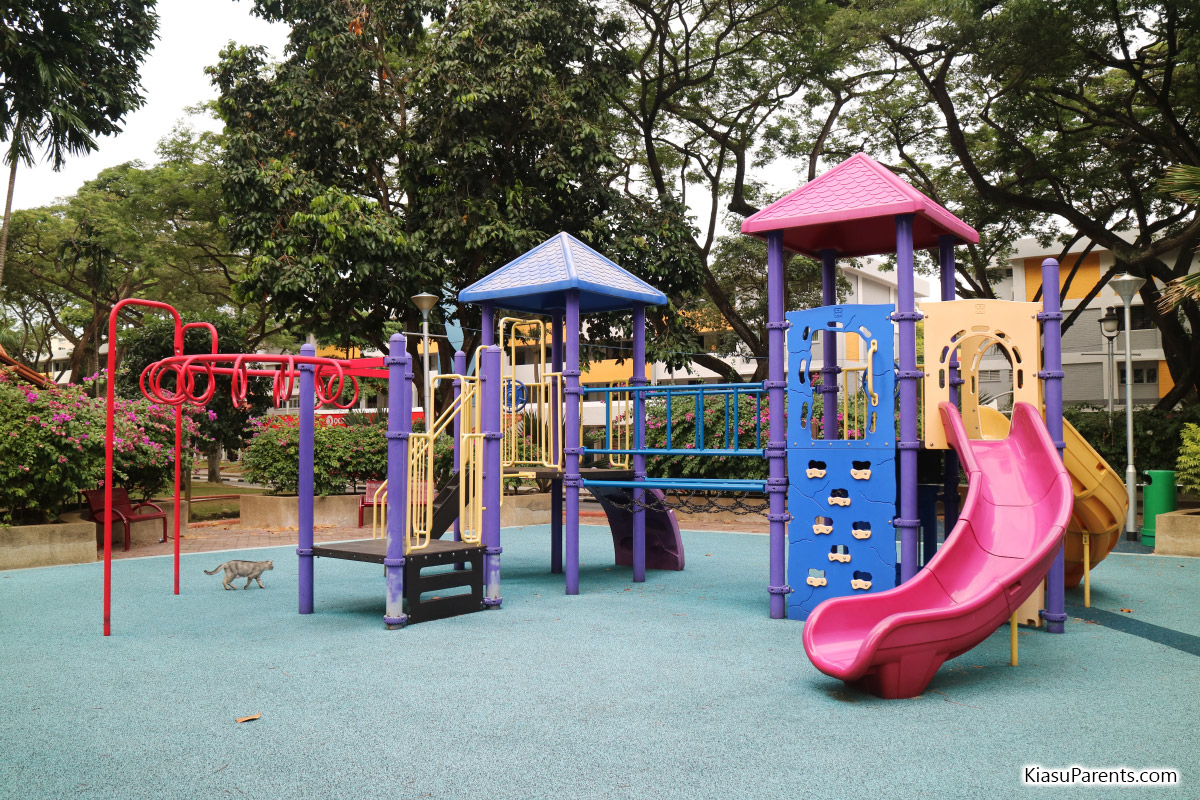 Blk 97 Bedok North Ave 4 Playground 03