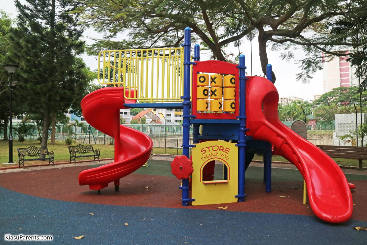 Blk 99-100 Bedok North Ave 4 Playground 02