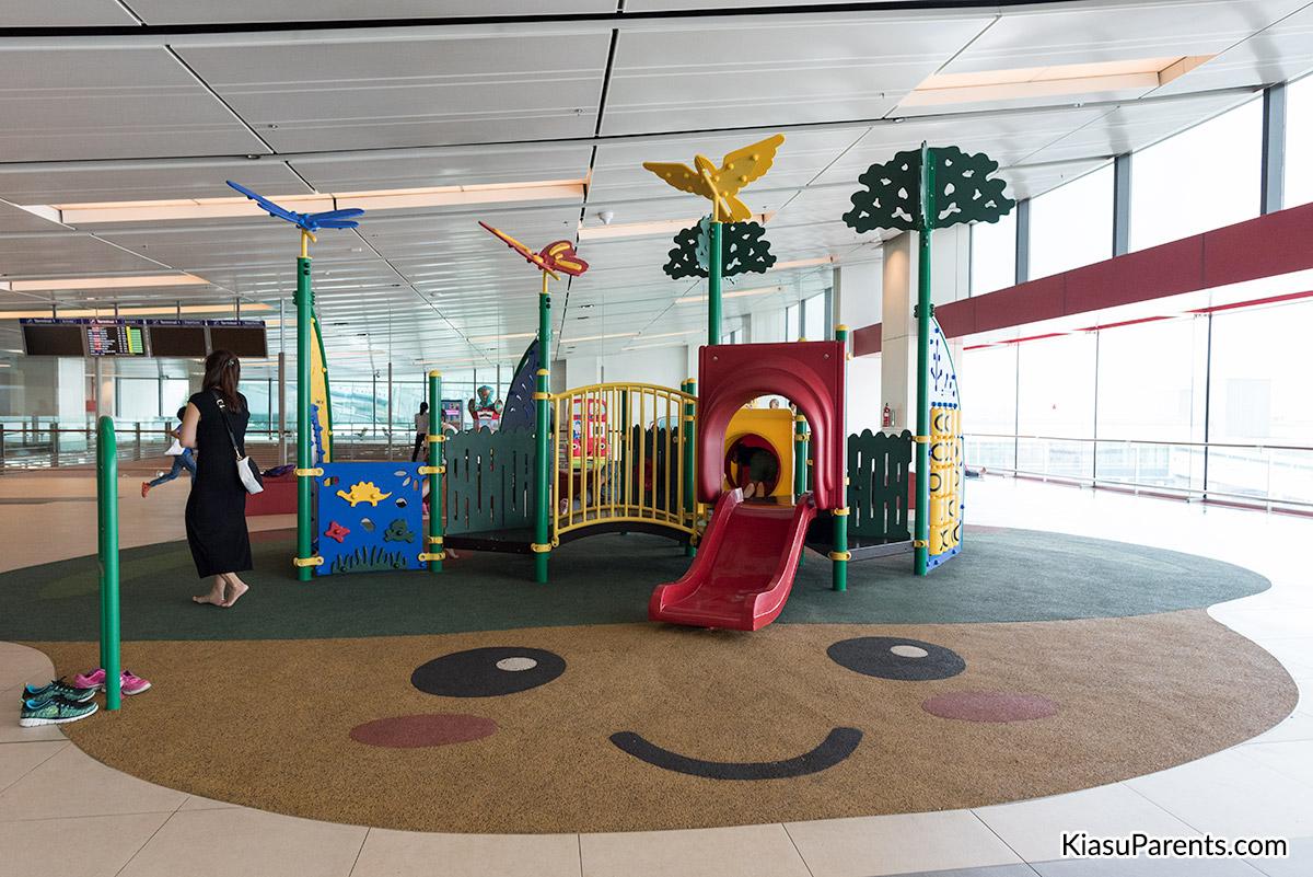 Changi Airport Terminal 1 Playground 01