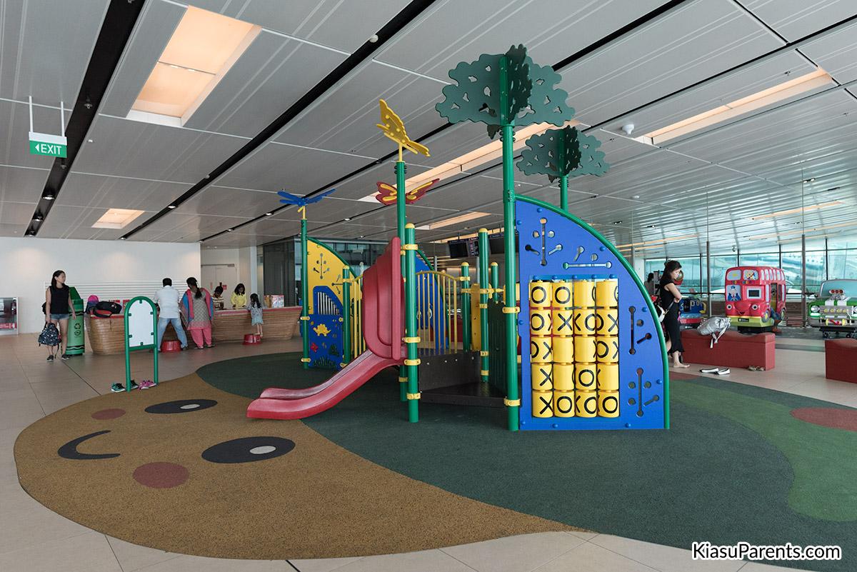 Changi Airport Terminal 1 Playground 02