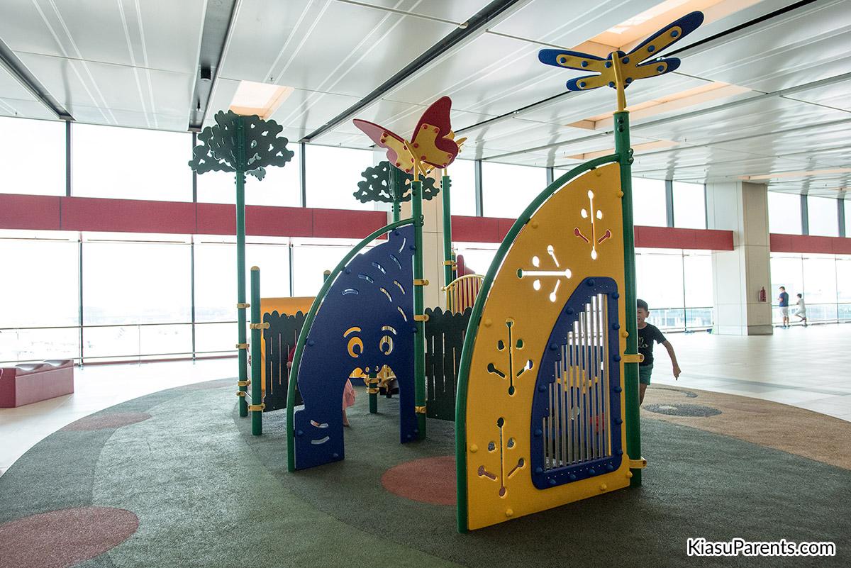 Changi Airport Terminal 1 Playground 04