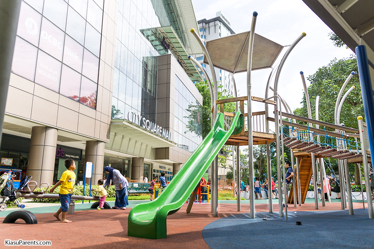 City Squre Mall Playground 1