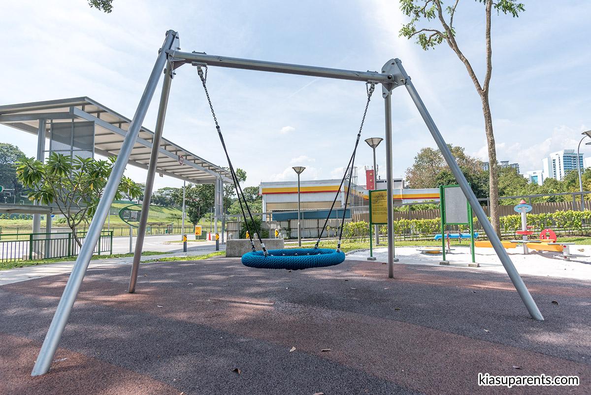 Hazel Park Open Space Playground 01