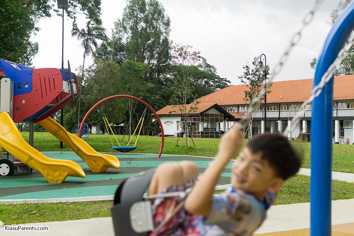 Seletar Aerospace Playground 10