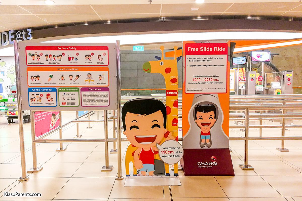 Singapore Changi Airport Terminal 3 Playground 1