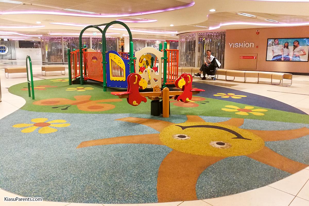 Singapore Changi Airport Terminal 3 Playground 3