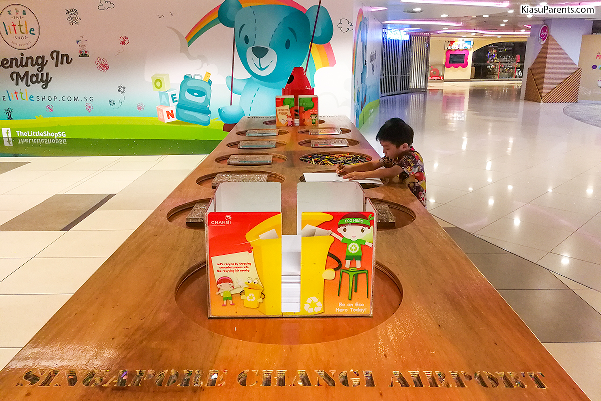 Singapore Changi Airport Terminal 3 Playground 4