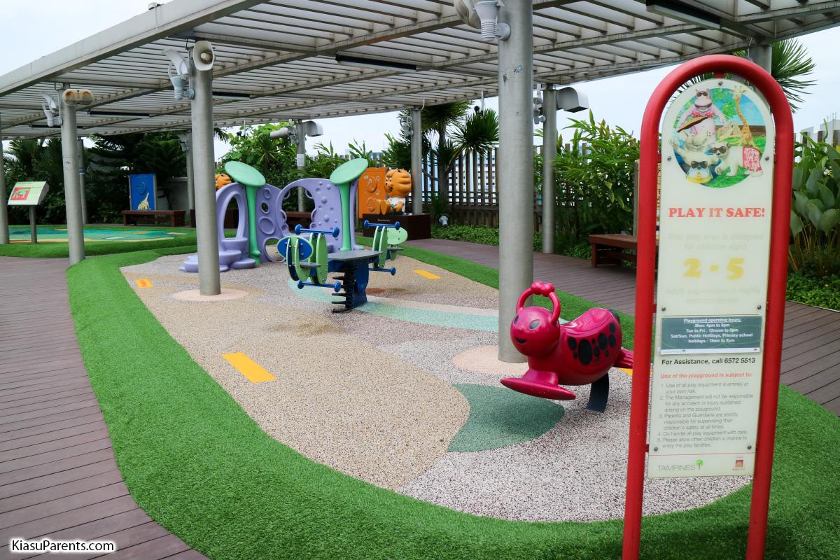 Tampines One Playground 03