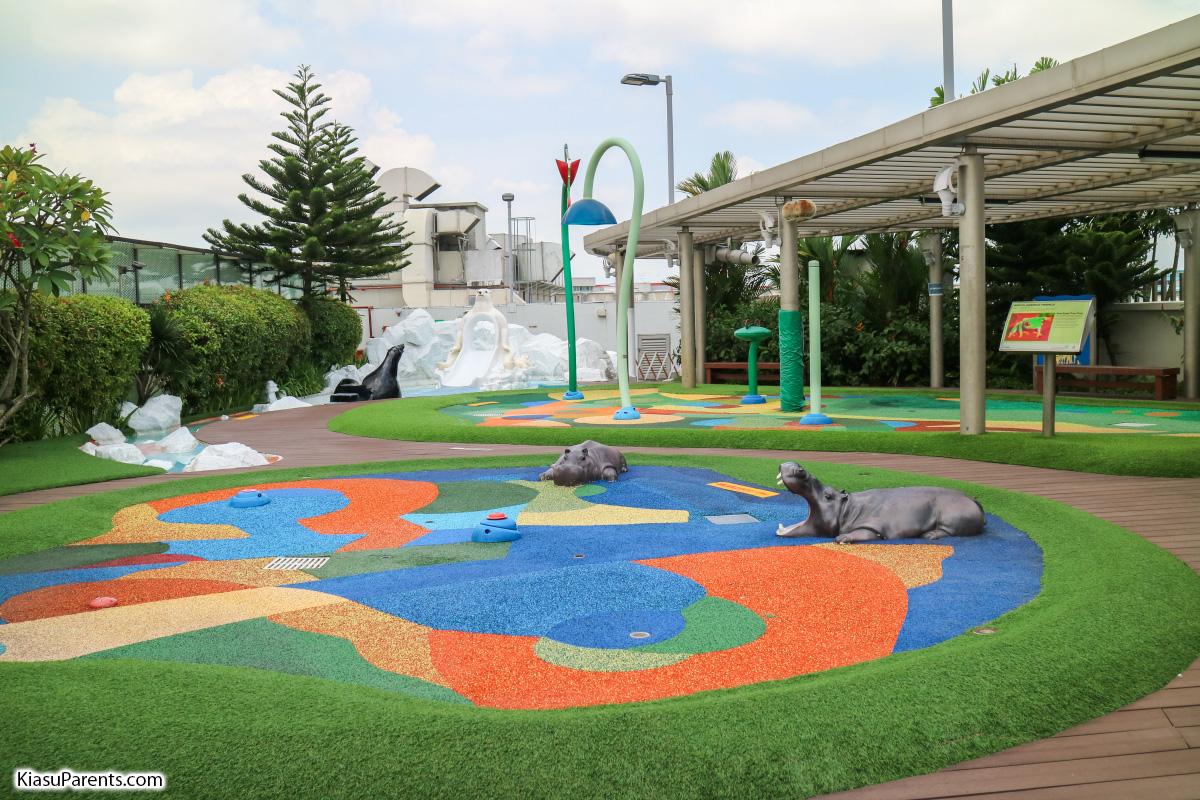 Tampines One Playground 07