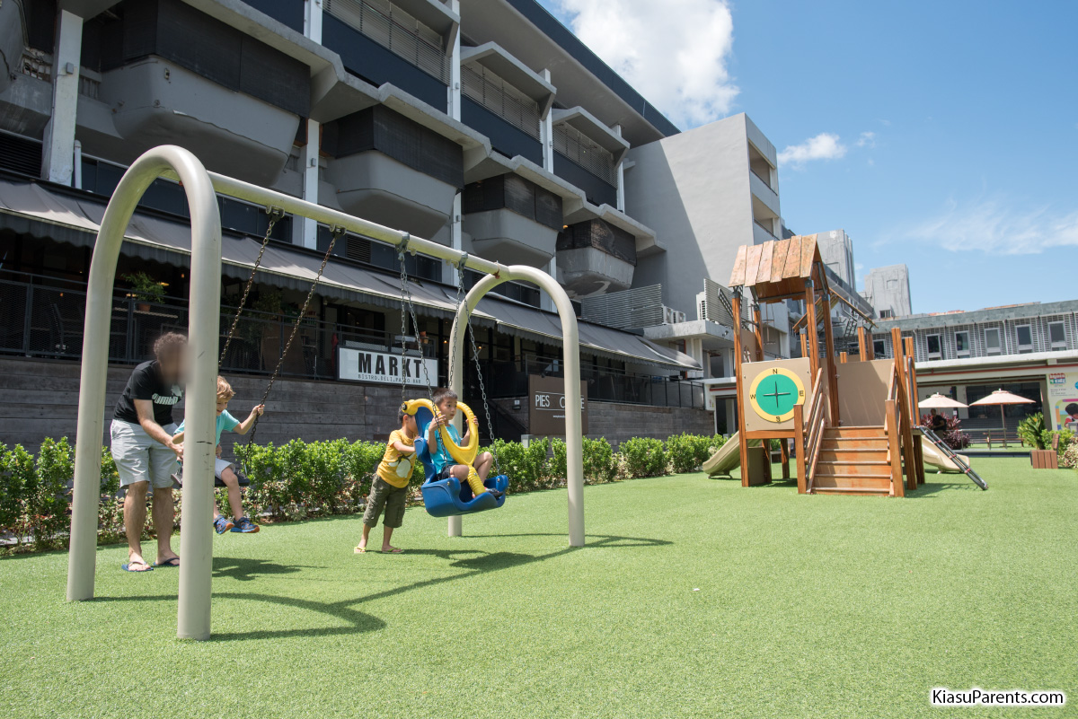 The Grandstand Playground 03