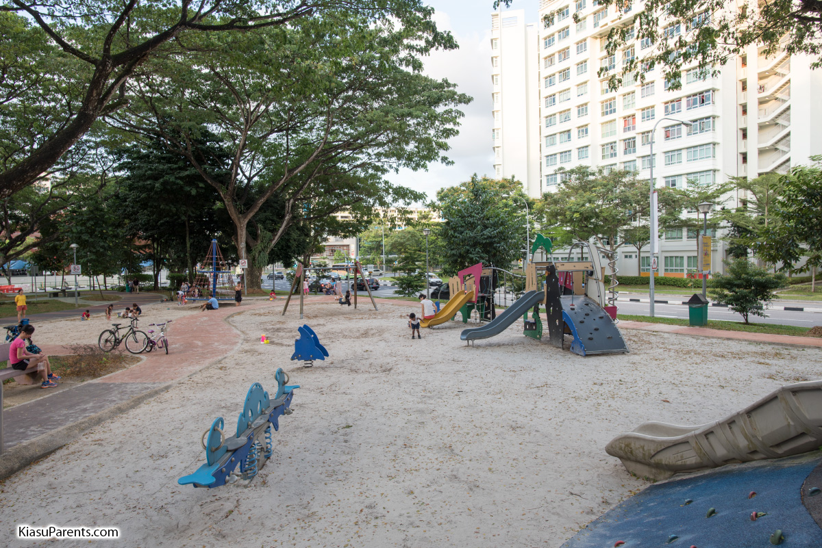 Yishun Park Playground 05