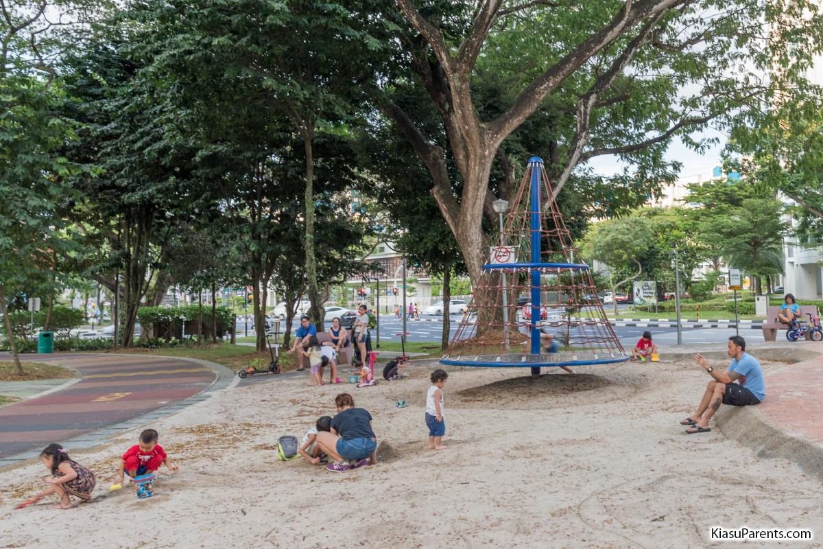 Yishun Park Playground 07