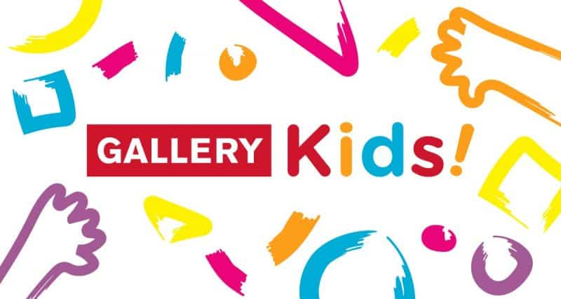 Learn About Art on Display at GALLERY Kids!