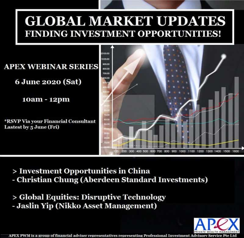 Apex Webinar Series - Global Market Updates