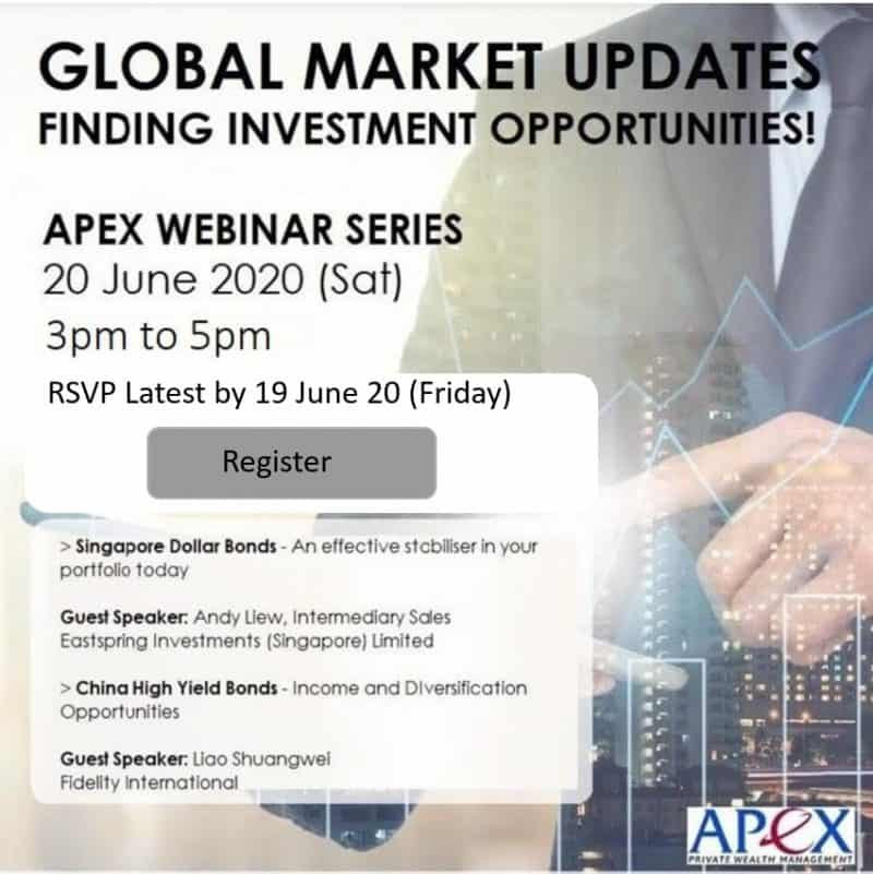 Apex Webinar Series - Global Market Updates : Finding Investment Opportunities!