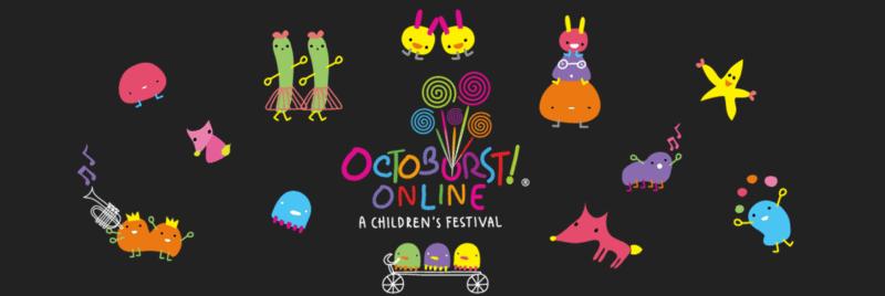 Octoburst! Online - A Children's Festival