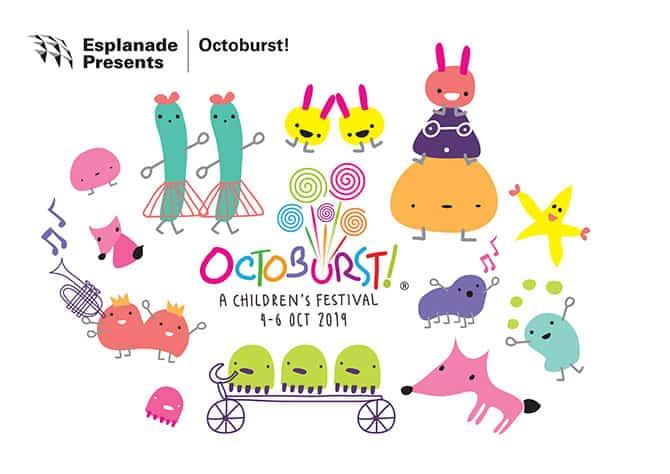 Esplanade Presents! Octoburst 2019 @ Esplanade -Theatres by the Bay | Singapore | Singapore
