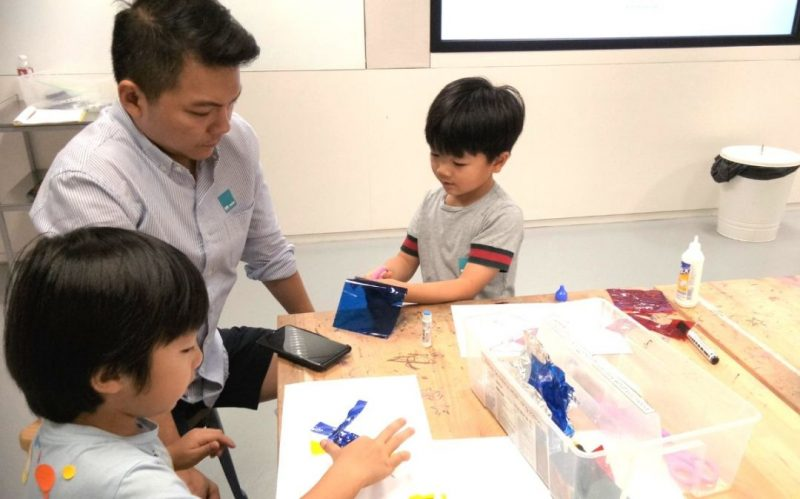 National Gallery Drop-in Activity: Light & Dark @ National Gallery, City Hall Wing, Level 1, Keppel Centre for Art Education | Singapore | Singapore