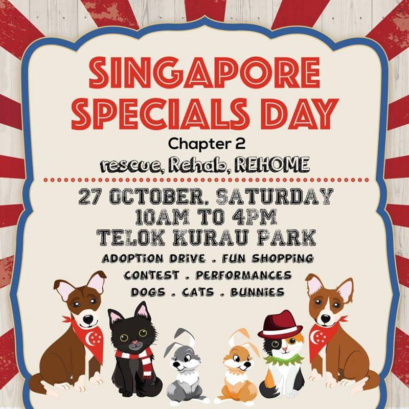 Singapore Specials Day: Chapter 2 @ Telok Kurau Park | Singapore | Singapore