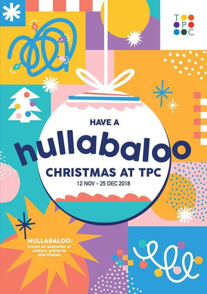Hullabaloo Christmas at Tanjong Pagar Centre @ Tanjong Pagar Centre (Urban Park) | Singapore | Singapore