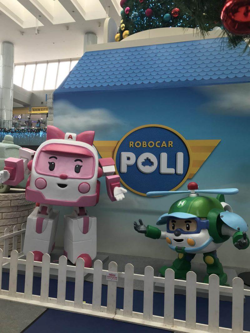 Robocar Poli Christmas Live Show @ Marina Square