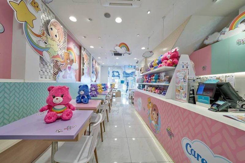 Precious Moments & Care Bears Pop-up Cafe @ Kumoya Singapore | Singapore | Singapore