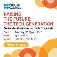 Raising the Future: The Tech Generation @ HUONE Clarke Quay | Singapore | Singapore