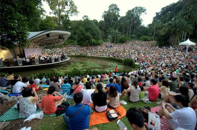 An Evening with Studio Ghibli @ Singapore Botanic Gardens | Singapore | Singapore