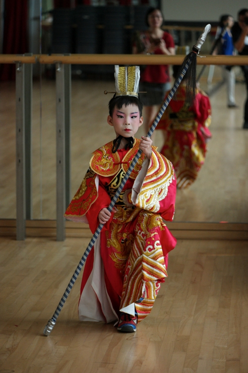 Discovering Chinese Opera Workshop