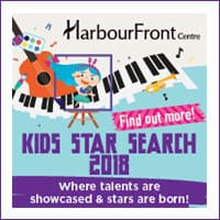 Let your kid strut their stuff at HFC Kids Star Search 2018! @ HarbourFront Centre | Singapore | Singapore