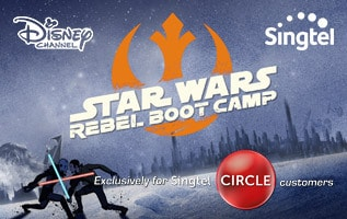 Star Wars Rebel Boot Camp @ UE Convention Centre | Singapore | Singapore