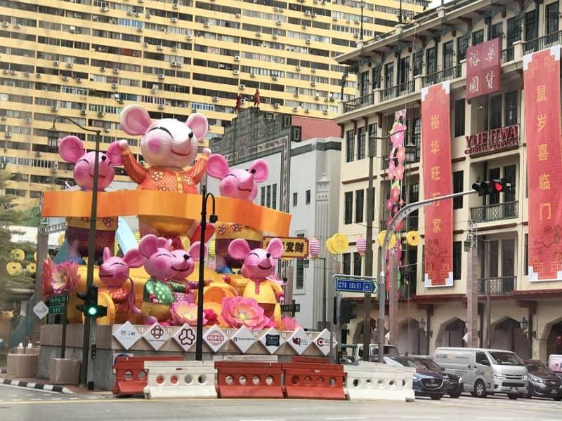 Chinatown Chinese New Year Celebration 2020 @ Chinatown