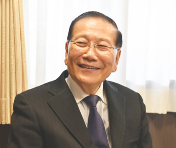 Image 1-4 - Dr. Kimihide Murata, Chief Scientist for Nano Biogenie