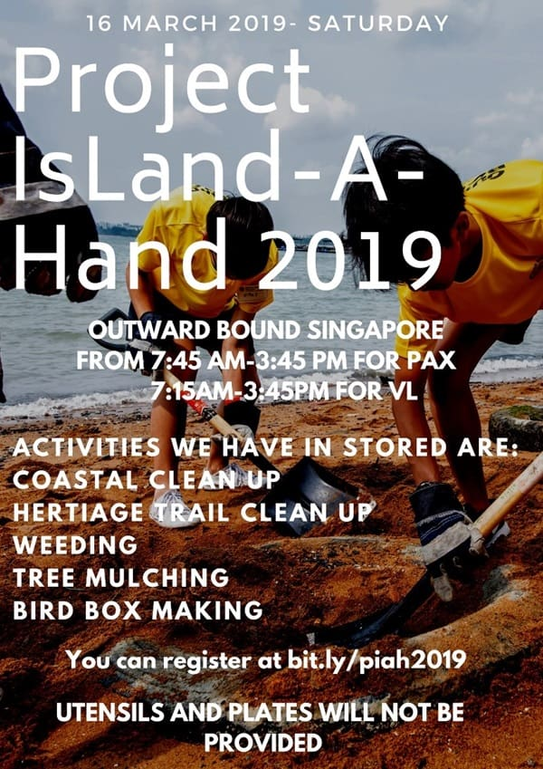 Project IsLand-A-Hand
