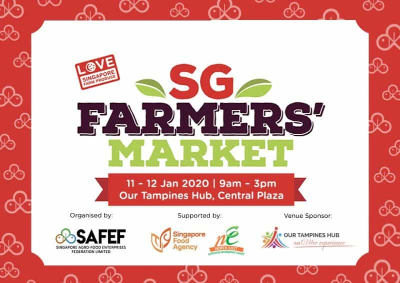 SG Farmers' Market @ Our Tampines Hub @ Our Tampinese Hub, Central Plaza | Singapore | Singapore
