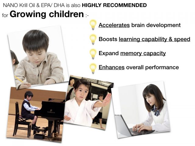 Recommended for kids
