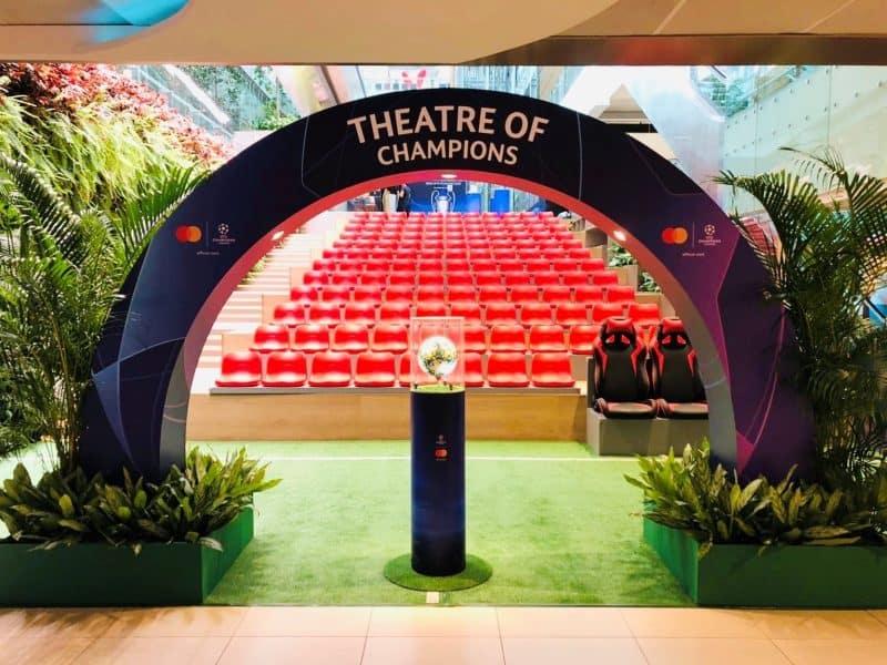 Changi Airport: Theatre of Champions @ Changi Airport Terminal 3 | Singapore | Singapore