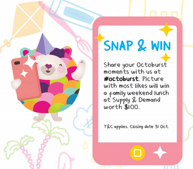 Snap and win